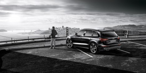 Marcus Philipp Sauer Shoots For Audi In San Francisco Agency