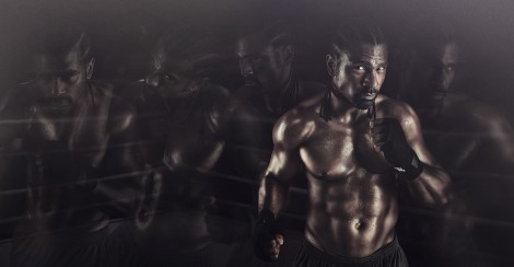 Adrian Myers - David Haye, Men's Fitness Magazine