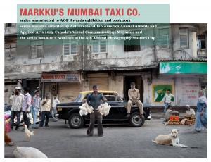 Markku - Mumbai Taxi Co
